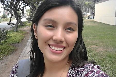 Susana Asencios REPU student